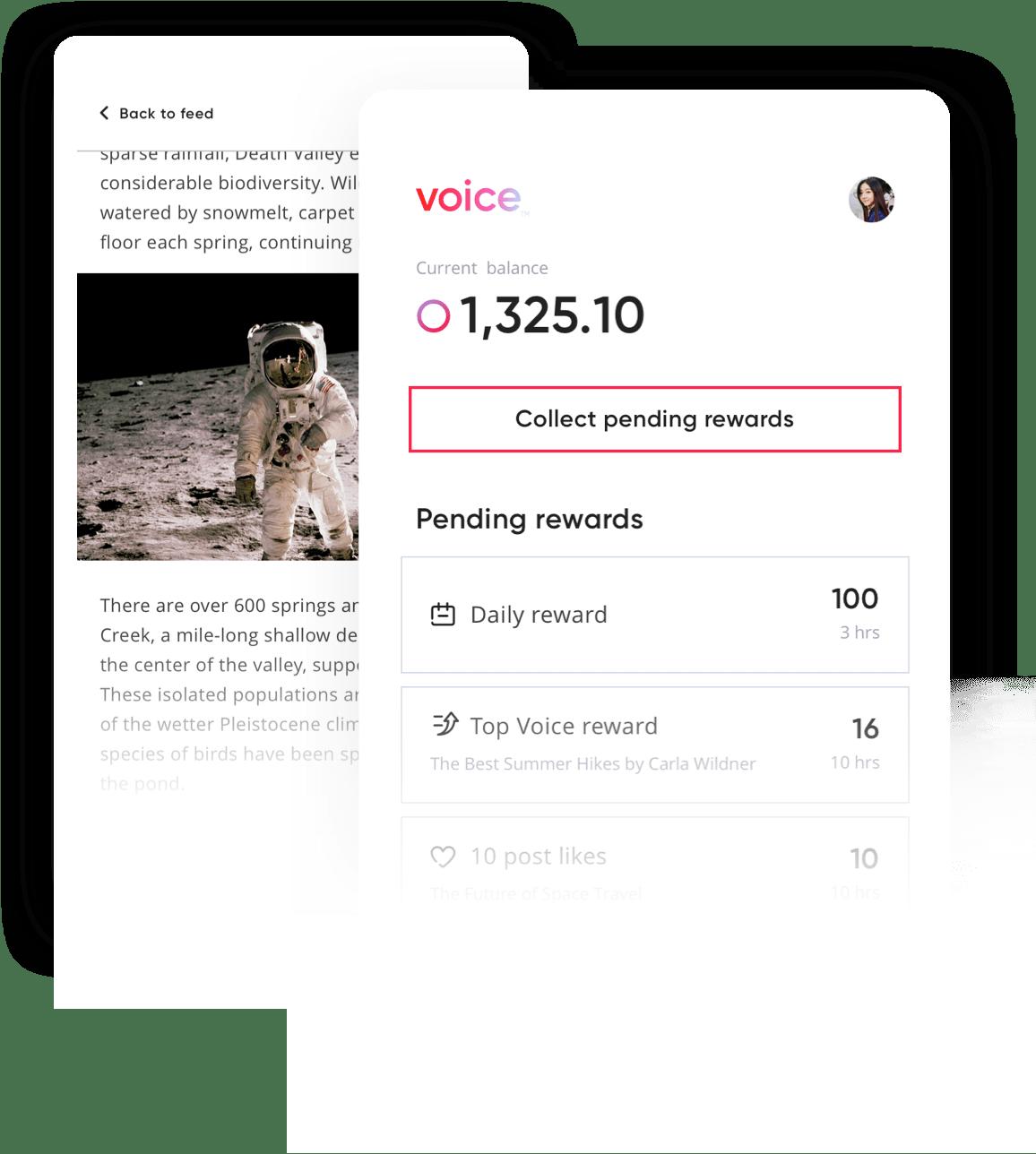 VOICE.com Social Media startet Beta im Februar 2020 3